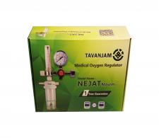 مانومتر کپسول اکسیژن