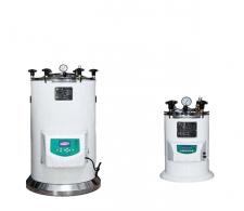 اتوکلاو سطلی 25 لیتری آزمایشگاهی