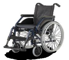ویلچر دستی Eurochair1.850