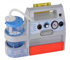 ساکشن پرتابل آمبولانسی   Miniaspeed Battery Evo Plus